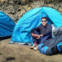 Vyank Sen's traveler profile on MyWanderlust.in