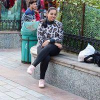 Komal Ralli's traveler profile on MyWanderlust.in