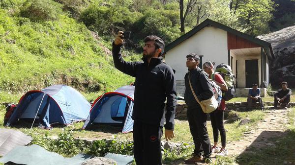 Rolla campsite