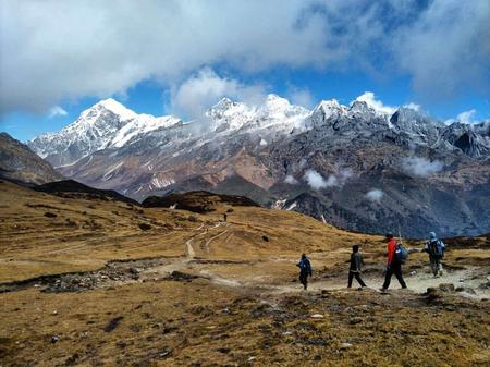 Goecha - La Trek, Sikkim