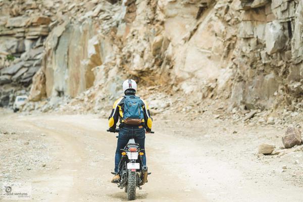 Ladakh Biking Expedition   Extreme Edition
