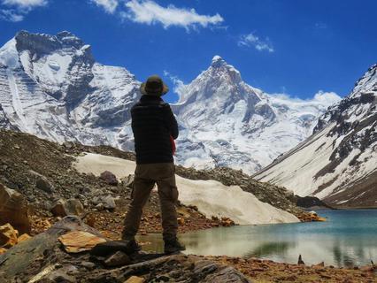 Auden's col Trekking Expedition