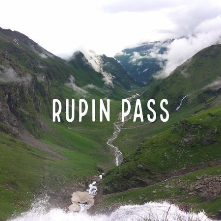 Rupin pass via Chanshal pass