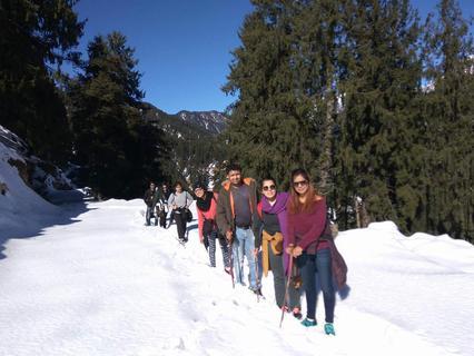 Unexplored Rajgundha Valley Trek