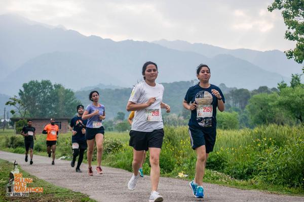 Bir Billing Marathon 2020