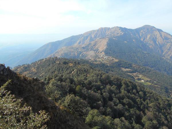 Bhadraj Hill - 2,200 m