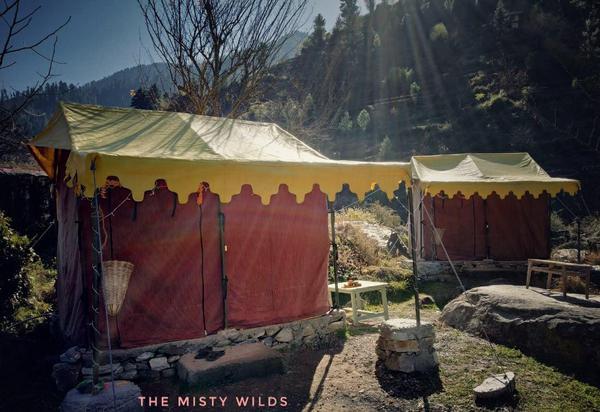 Offbeat Himachal - Bir & Jibhi