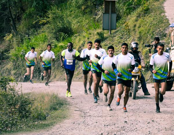 3rd UnCrushedLeaves Jibhi Half-Marathon