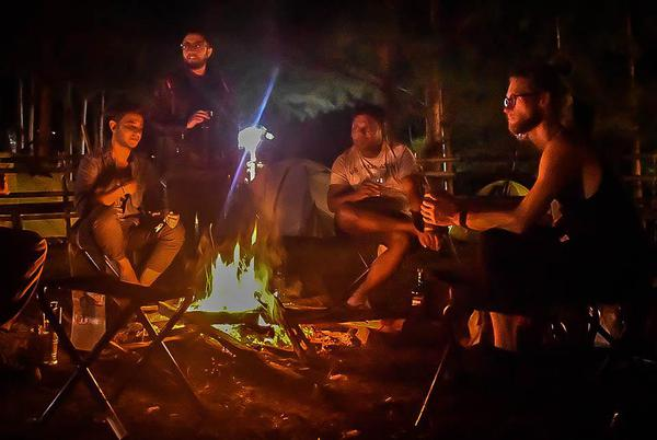 Encamping at Ziro Festival of Music