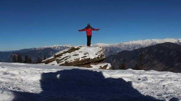 Kedarkantha peak trek