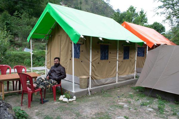 River Side Camp