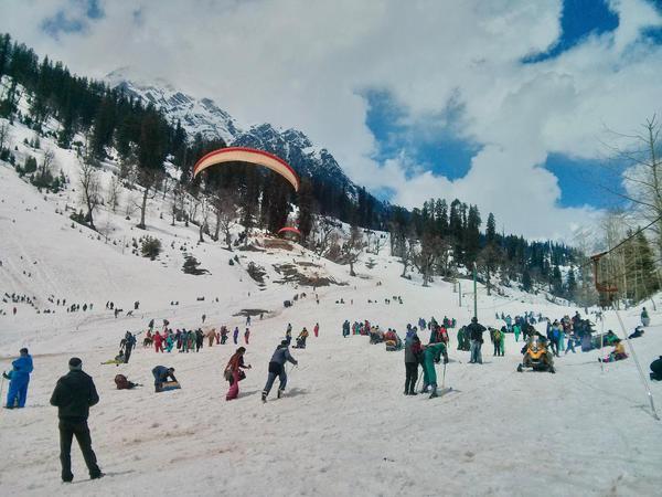 Manali, Jibhi and Parashar Lake Trip