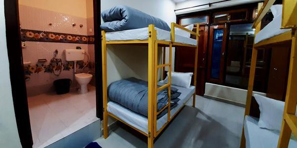 Dorm accomodation