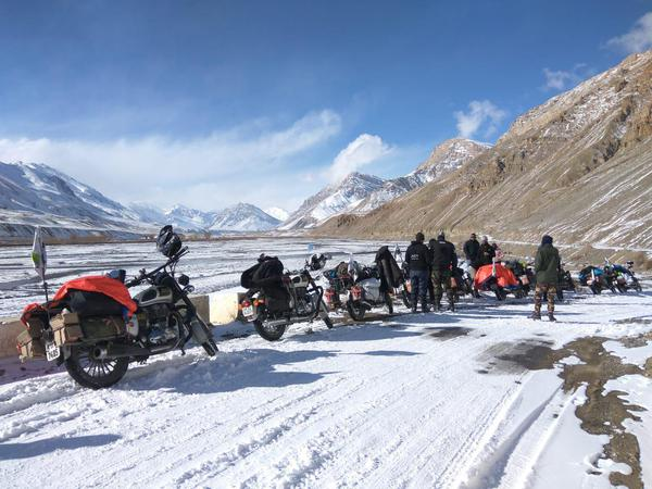Winter Spiti Expedition