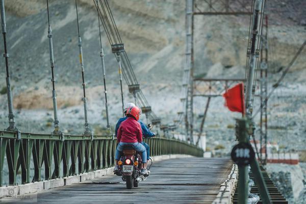Ladakh Biking Expedition