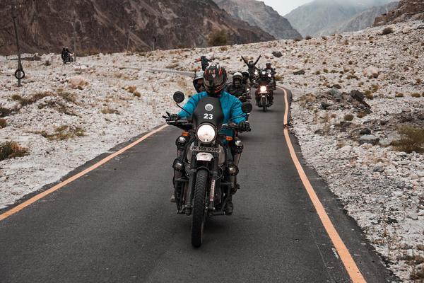 Manali – Leh – Srinagar Bike / XUV Expedition 2020