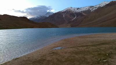 Hampta Pass with Chandratal Lake
