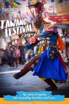 Tawang Festival Tour