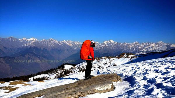 Views from Kedarkantha Trek
