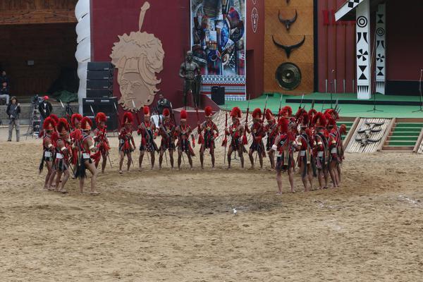 The Hornbill Festival - Nagaland