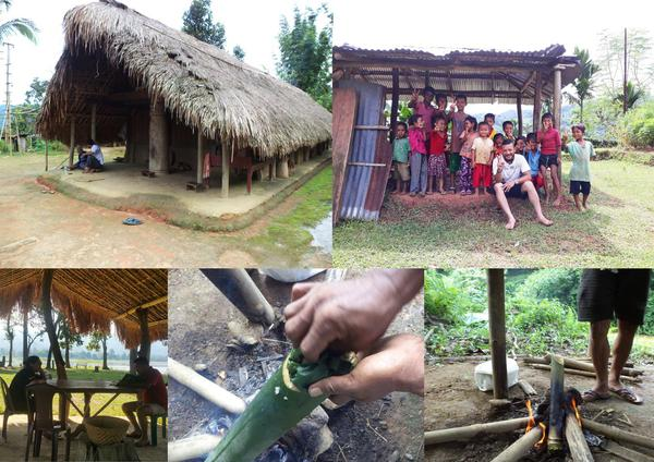 Get close to the real! - Chandubi eco camps