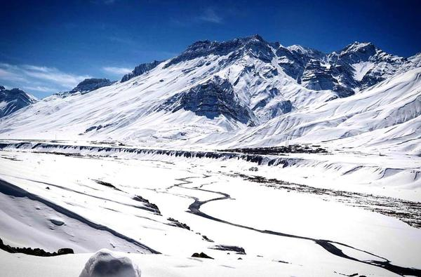 Spiti Valley (picture @thespitiSpiti united)