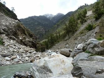 Rupin and supin valley trek