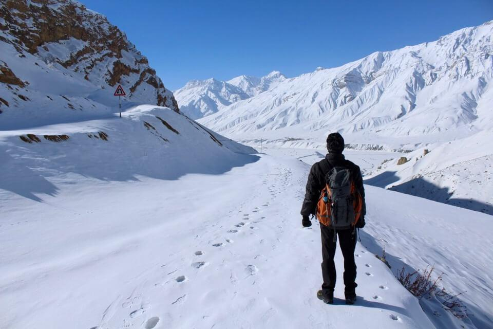 Winter Spiti road trips and snow leopard spotting expeditions