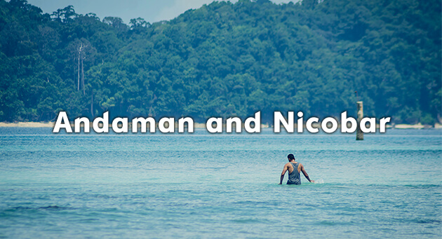 Andaman and Nicobar Quiz